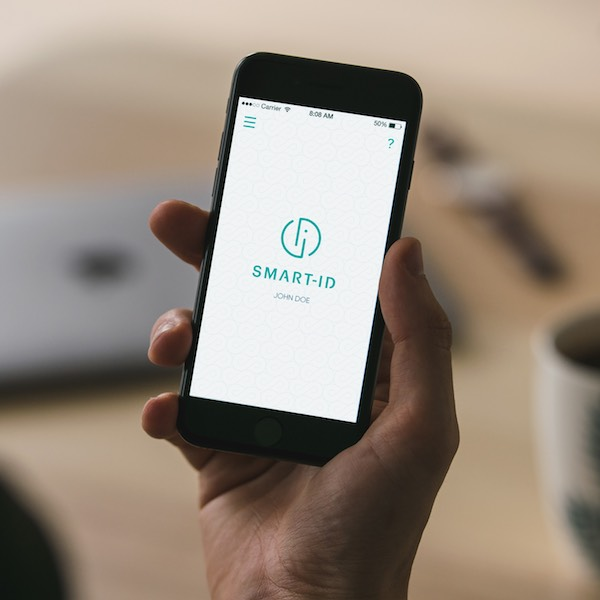 The Smart-ID app was awarded the silver medal at the Estonian Design Awards competition